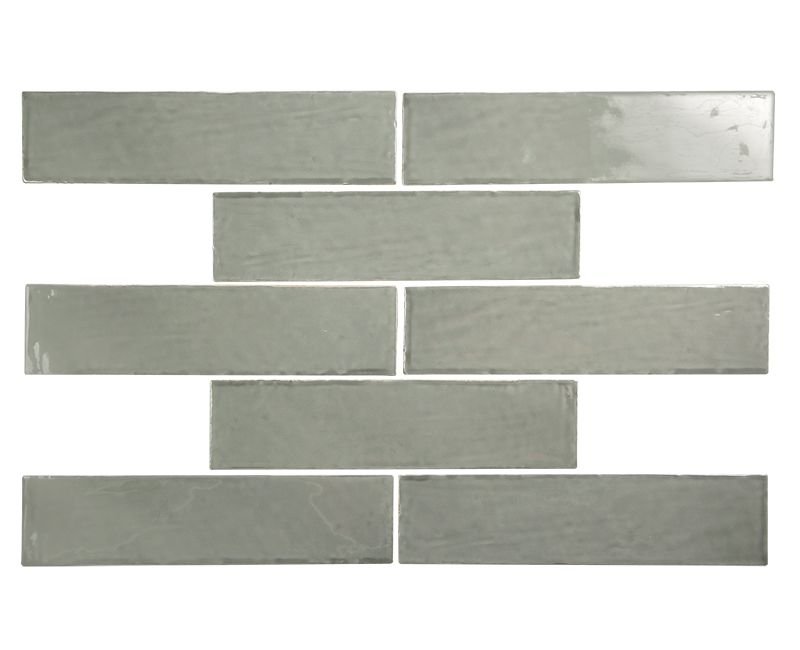 High Quality Grey Porcelain Subway Tile 3x12 Creates An Authentic Original Look For Any