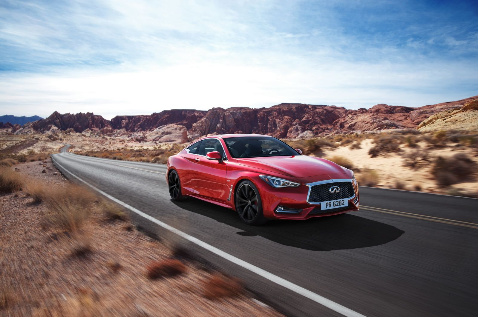 2016 detroit infiniti showcases the q60 coupe following the concept preview that took place in