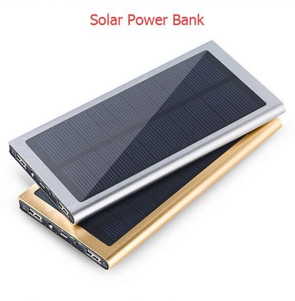samsung portable charger. solar powerbank 50000mah power bank portable 2 usb charger for iphone ipad samsung sony pk t