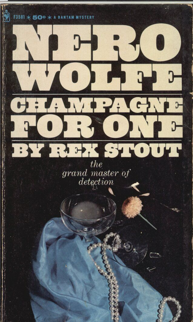 Thirty-First Nero Wolfe book.