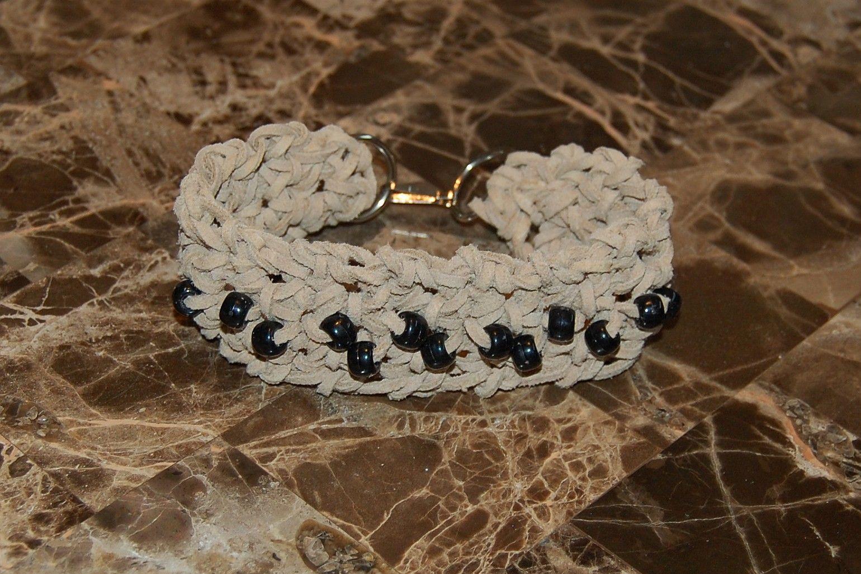 Suede Lace Dog Collar Crochet Pattern | Collares crochet, Mascotas y ...