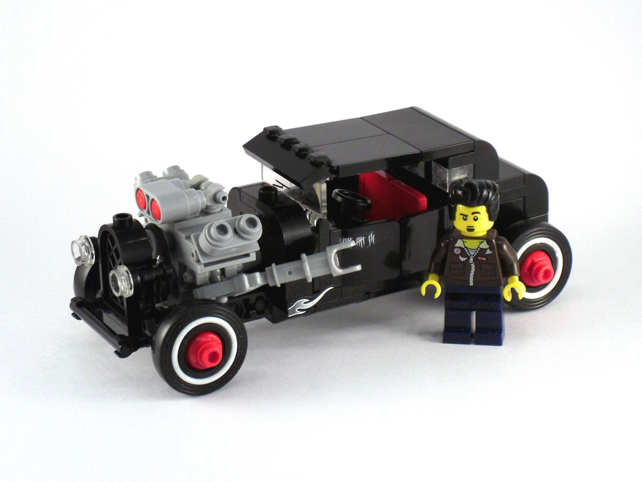 Roadkill Hot Rod lego vehicles Pinterest