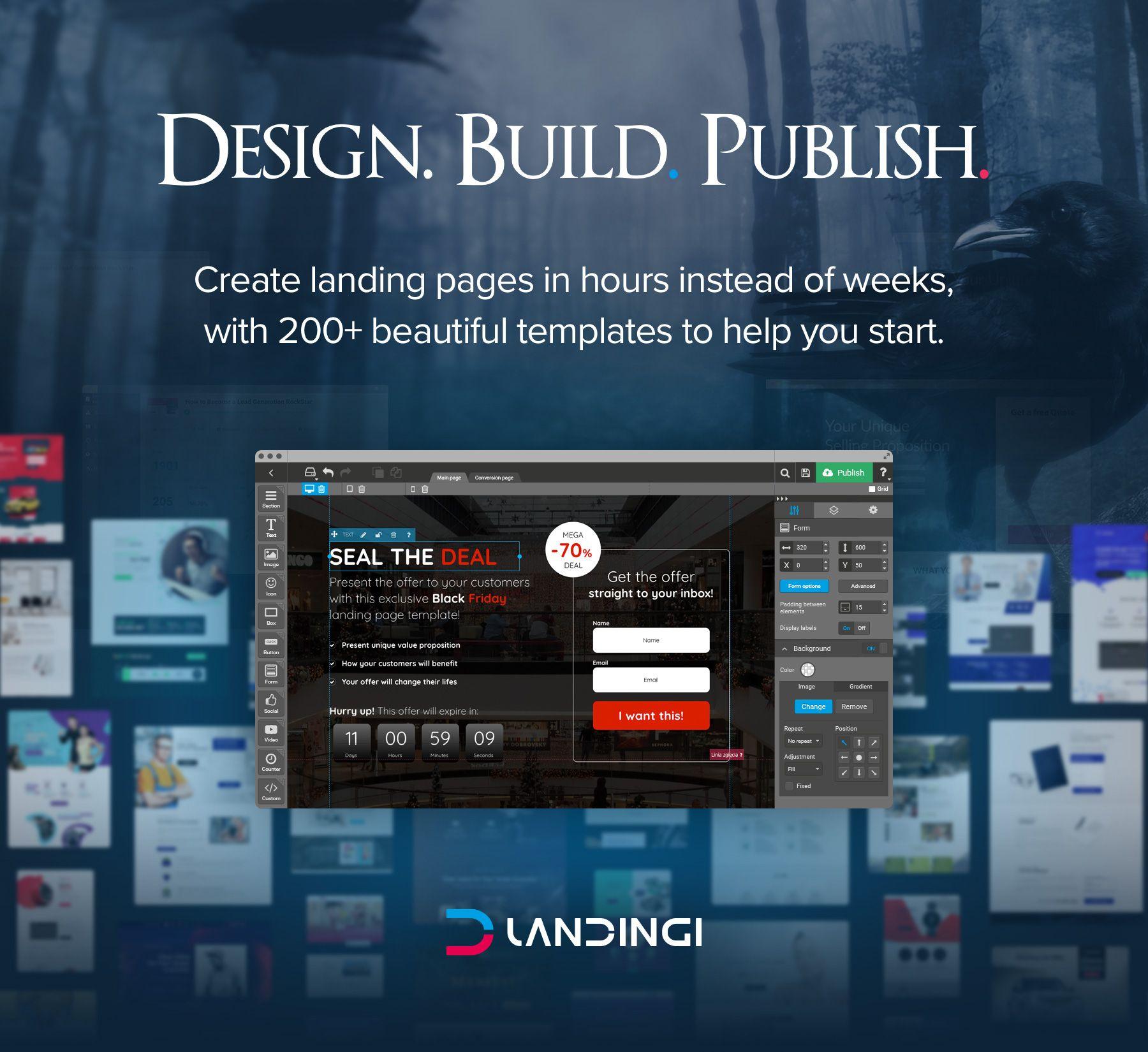 25 Selected Black Friday Deals for Web Design Web design
