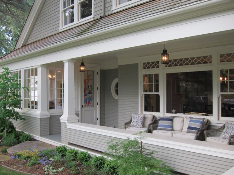 50 Porch Ideas for Every Type of Home Porch, Front porches and