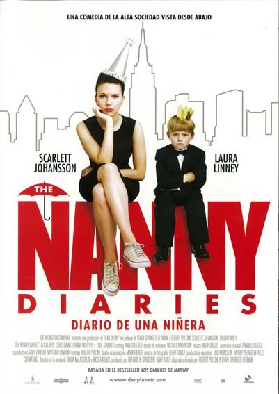 "Diario de una niñera (2007) ""The Nanny Diaries"" de Shari Springer Berman, Robert Pulcini - tt0489237"