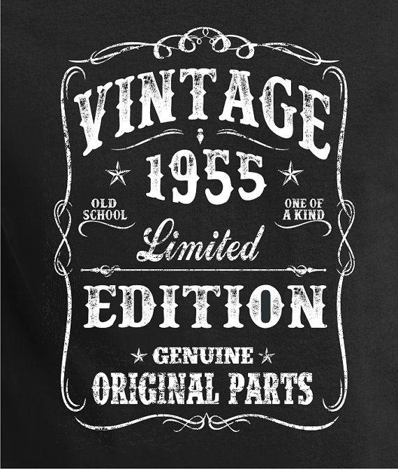 60th Birthday Gift Shirt Turning 60 Years Old By BluYeti