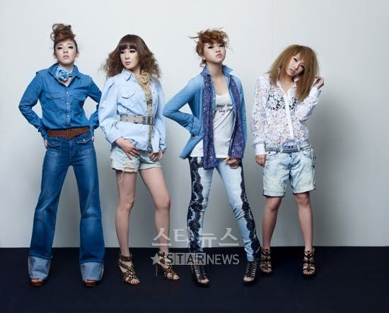 2010 Big Project Girl Group Crossdressing Photoshoot, Part 1 ~ Big21 Fashion Evolution