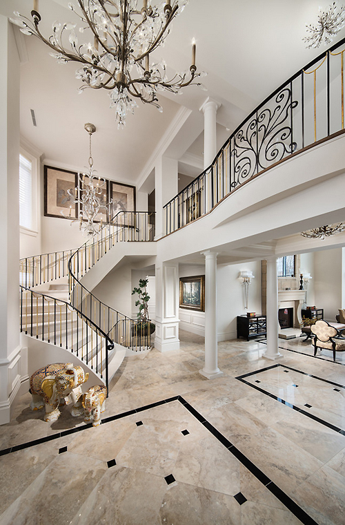 By Photolux Commercial: Dream House Interior, Foyer Design, Foyer Decorating
