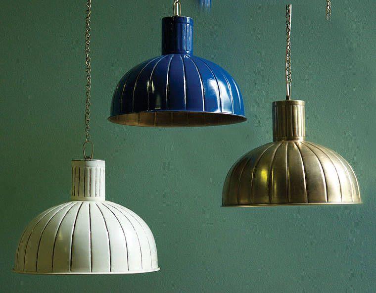 Metal Overhead Pendant Lamp Pendant Lighting Metals And Pendants - Overhead pendant lighting