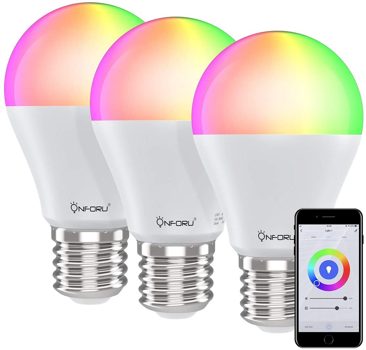 Onforu Weekly Giveaway Giveaway Win In 2020 Smart Light Bulbs Smart Lighting Smart Bulb