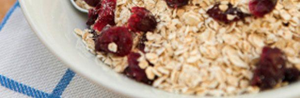 Calories in Breakfast Cereal