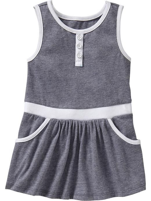 Drop-Waist Tank Dresses for Baby Product Image  a66141d658b
