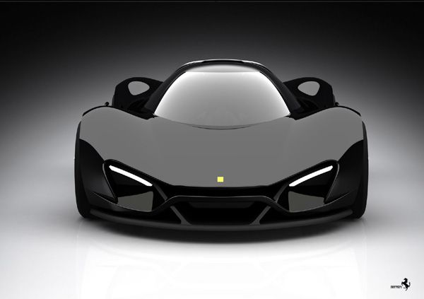 Ferrari 2016 Concept Xezri Car