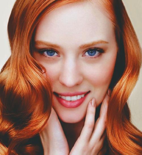 #Redhead / Deborah Ann Woll