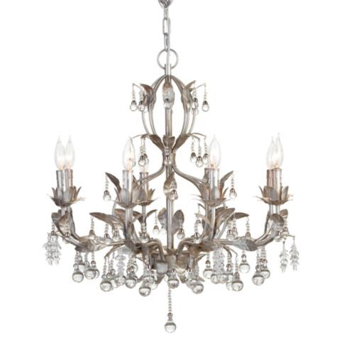 Bellina Chandelier From Z Gallerie I Want This In My Breakfast Nook Very Soon Nevermind I