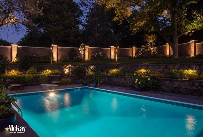 Friday Favorites Pool Landscape Lighting Designs Pool