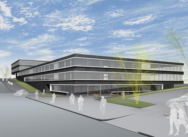 Architekten Passau project dienstgebäude landespolizei passau wulf architekten