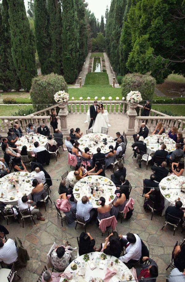 Villa Del Sol D Oro Featured In Style Me Pretty Gorgeous Venue