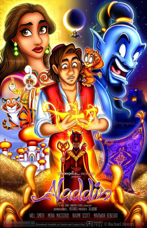 Pin van Timme Gryseels op Aladdin