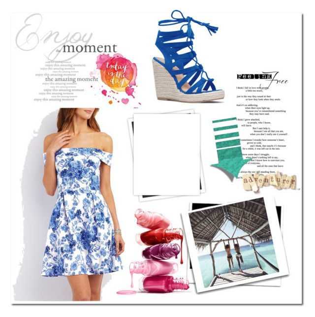 """""""Untitled #4"""" by alejna-i ❤ liked on Polyvore featuring Charlotte Russe and GALA"""