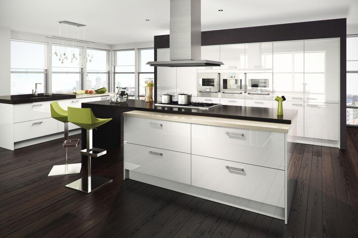 Contemporary Kitchen Design Belfast, Derry, Northern ...