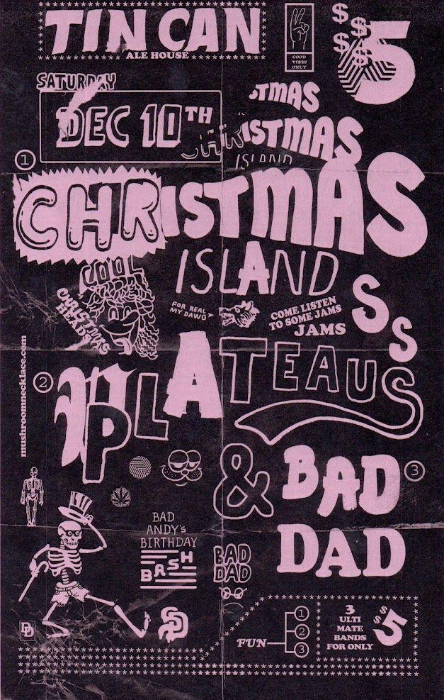Poster / typography (Source: heckbeard)