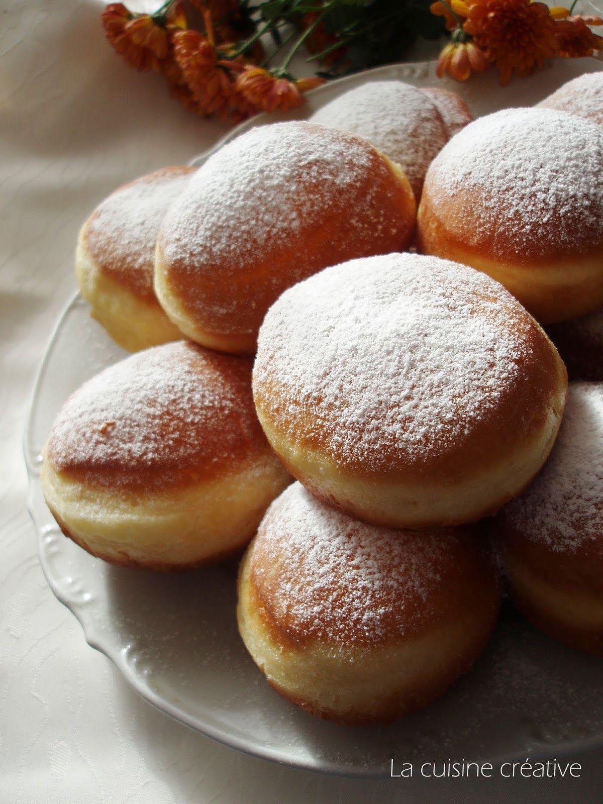 Krofne Recipes Food Eastern European Recipes