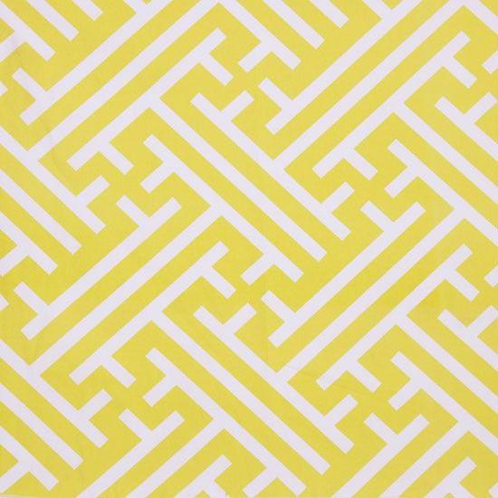 Grand Bhutan Lattice fabric from Korla | Geometric fabrics | PHOTO GALLERY | Ideal Home | Housetohome