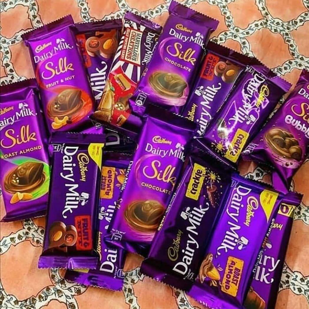 Zeba Khan On Instagram Yummy Dairy Milk Chocolate Silk Chocolate Dairy Milk Silk