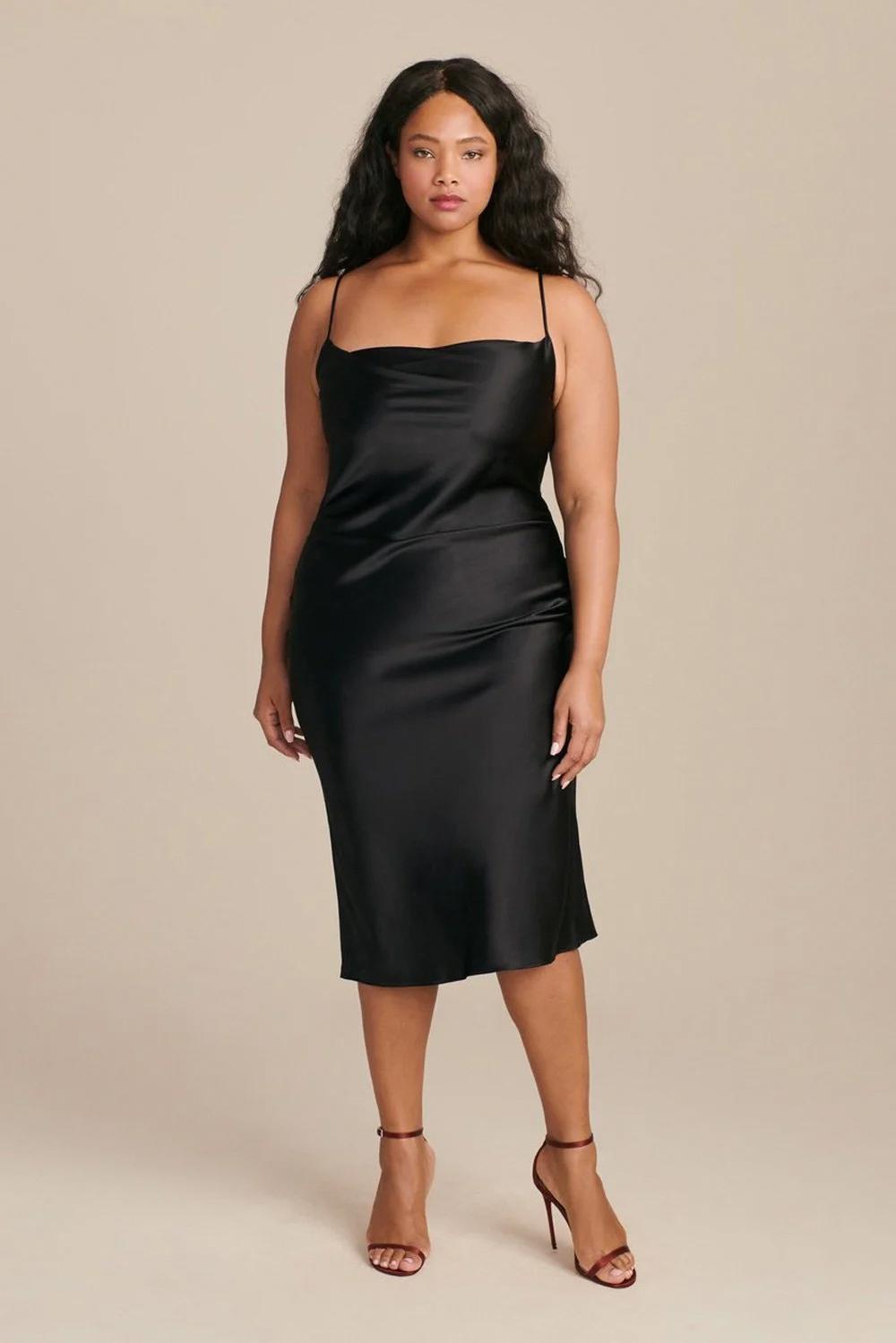 34++ Plus size slip dress ideas information