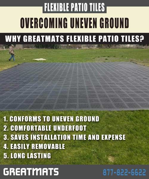 Interlocking Patio Tiles How To Install Outdoor Flooring