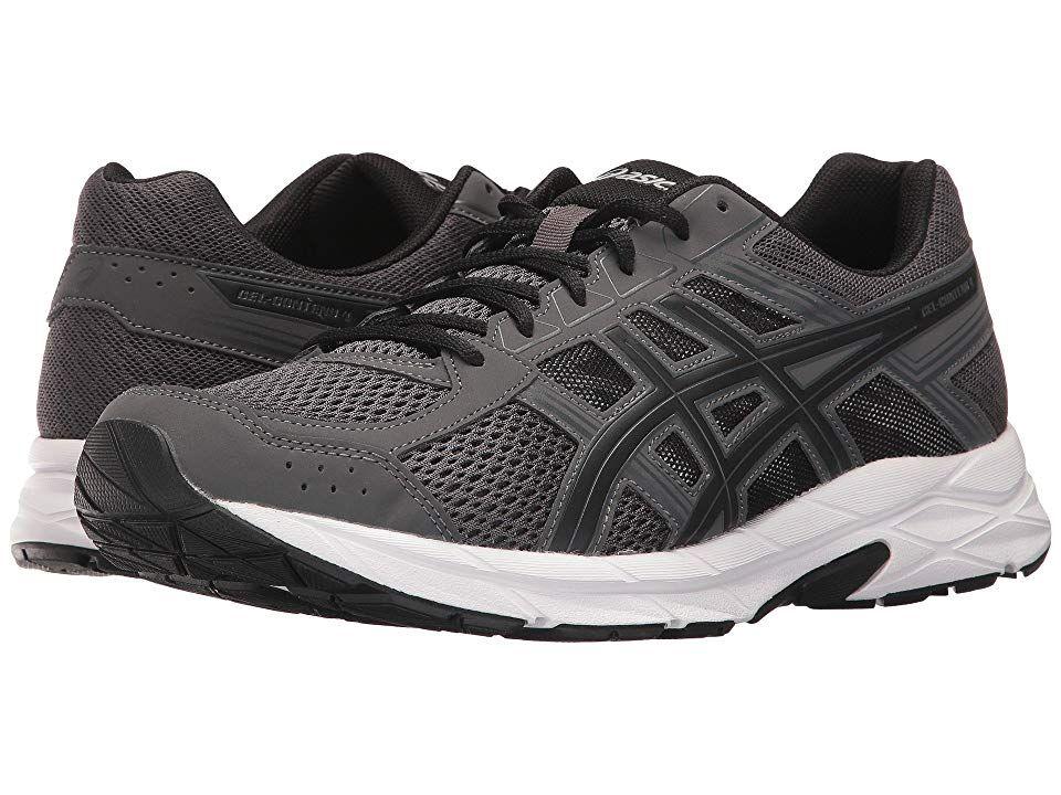 magasin en ligne 41c84 35f78 ASICS GEL-Contend 4 (Dark Grey/Black/Carbon) Men's Running ...