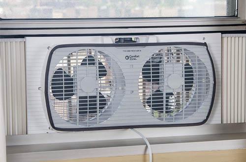 Pin On Top 10 Best Twin Window Fans