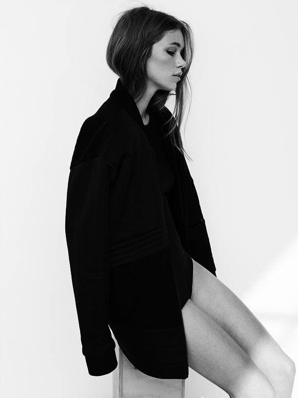 #black jacket