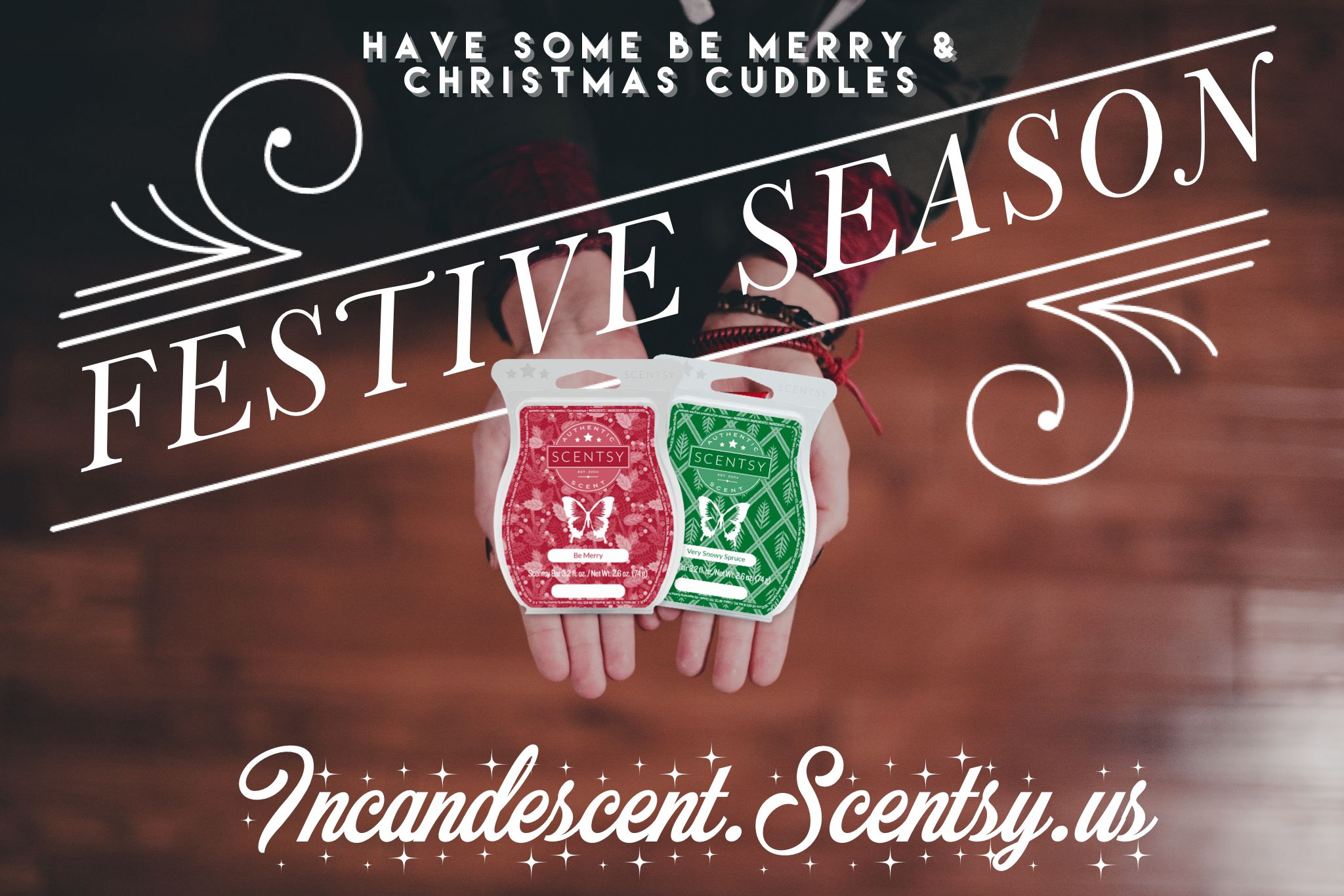 Scentsy Festive Season Scentsy Scentsy Wax Bars Holiday Fragrance