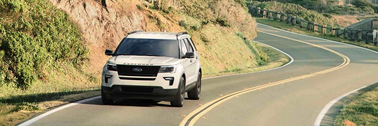 Hill Descent Control Is An Important Technology That S Part Of The Intelligent 4wd System On Explorer Push The Hill D Ford Explorer Explore 2020 Ford Explorer
