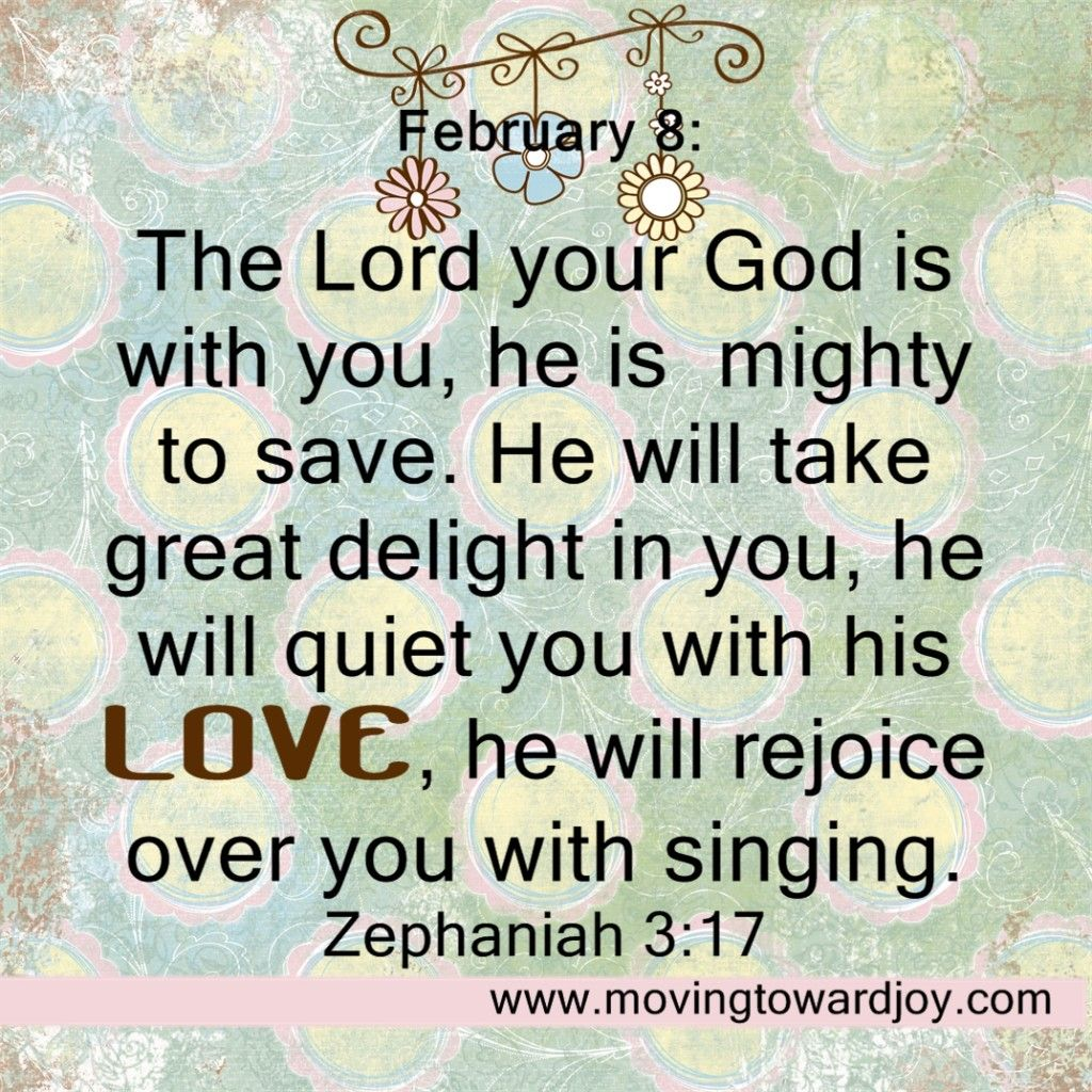 Bible Gem Of Love Feb 8