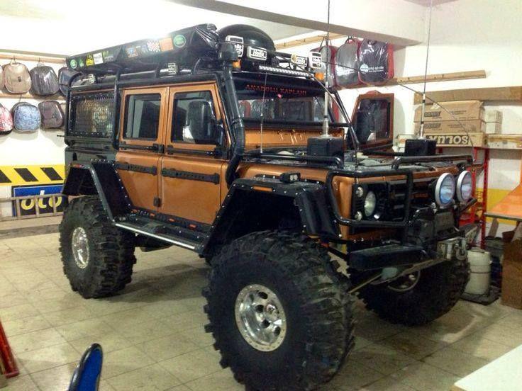 Beast On Wheels Land Rover Defender 110 Voitures Et Motos Land