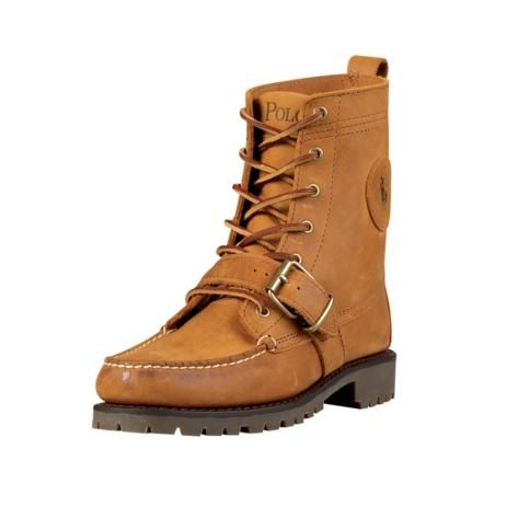 c05f2080fea Mens Ranger Boot by Polo Ralph Lauren - Tan | For the husband <3 ...