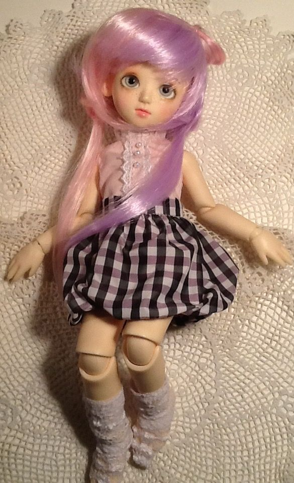 Ball jointed doll