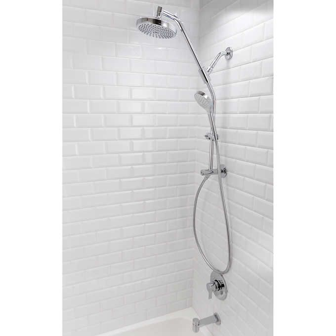 Hansgrohe Croma Select Shower Combo; I think this is comparable to ...
