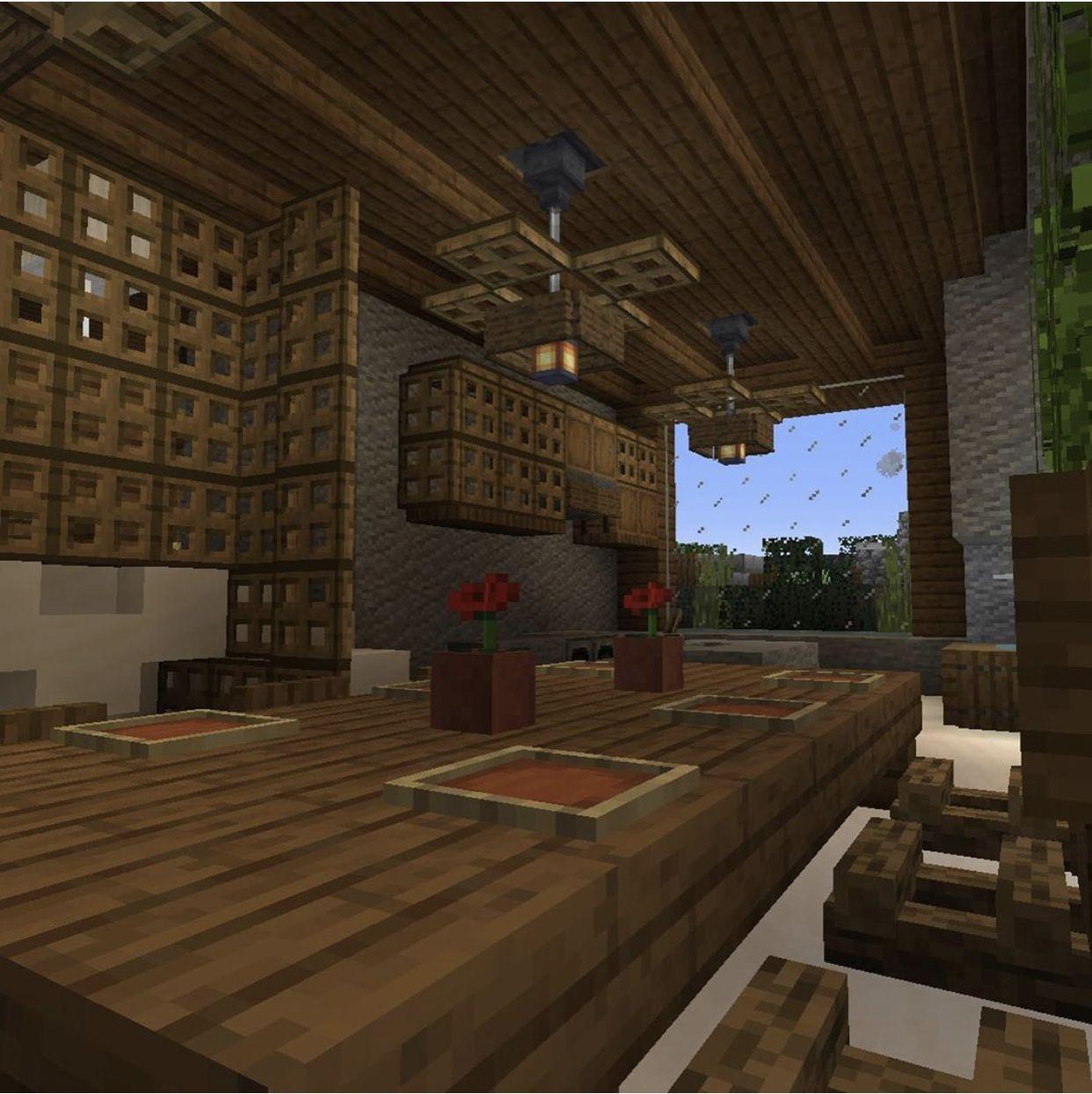 Aesthetic Minecraft Houses Easy