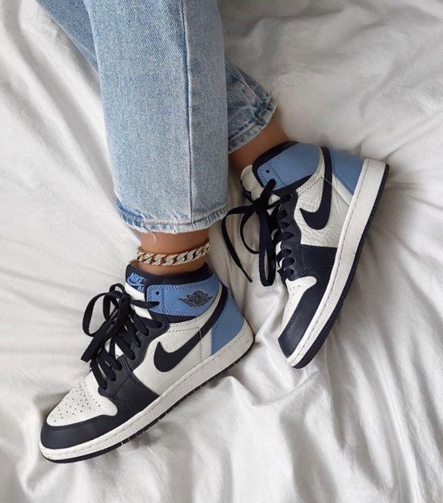 ✨ @minnah1999 ✨ in 2020 | Fresh shoes, Custom nike shoes