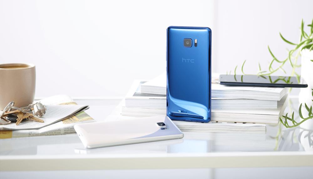 HTC U Ultra una edición Limitada, con segunda pantalla de
