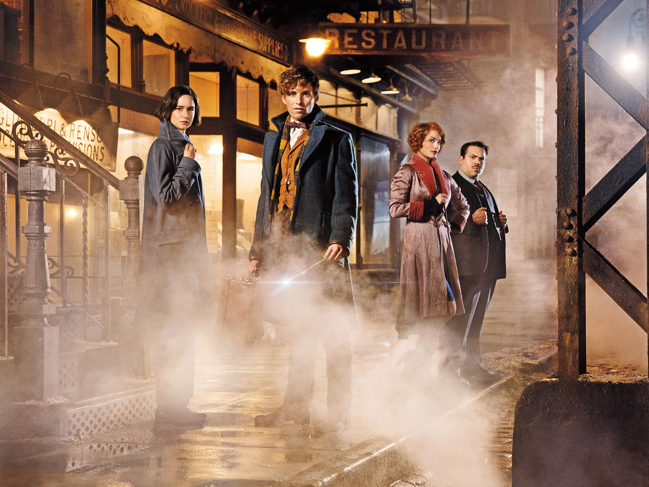 Fantastic Beasts and Where to Find Them\u0027: OK, J.K. Rowling, Enough ...