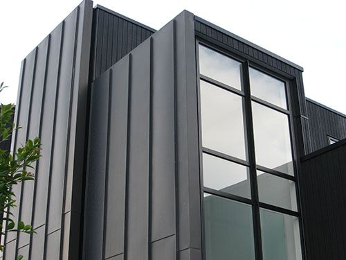 External cladding ideas google search bamboo ave for Exterior building products