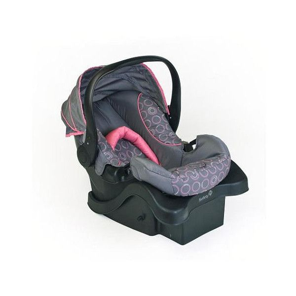 Safety 1st onBoard 35 Infant Car Seat Orion Pink Safety 1st ($110 ...