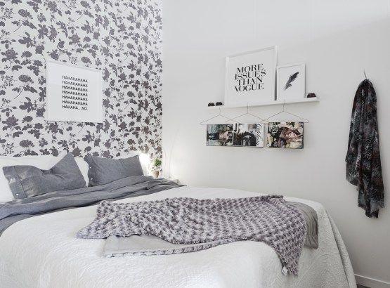 soluciones decoración pisos pequeños pisos nórdicos diáfanos estilo nórdico escandinavo diseño nórdico decoración gris y blanca decoración de interiores pequeños blog decoración nórdica aprovechar espacio pisos pequeños 49 m² funcionales y bien diseñados