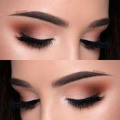 Photo of 40 Hottest Smokey Eye Makeup-Ideen 2019 & Smokey Eye-Anleitungen für Anfänger – Makeup | Dess…