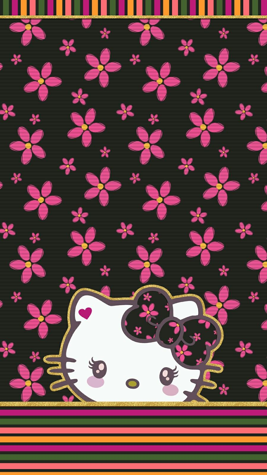Iphone Wall Hk Tjn Hello Kitty Backgrounds Hello Kitty Wallpaper Kitty Wallpaper